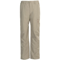 Simms BugStopper NFZ Pants - UPF 50+ (For Men) in Antelope