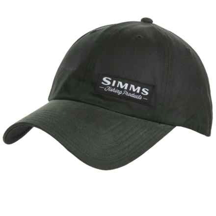 Simms Cascadia Hat - UPF 50+ in Loden - Closeouts