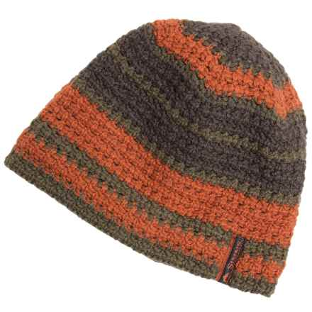 Simms Chunky Beanie (For Men and Women) in Loden - Closeouts