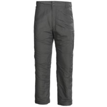Simms ColdWeather Pants - UPF 50 (For Men) in Dark Shadow - Closeouts