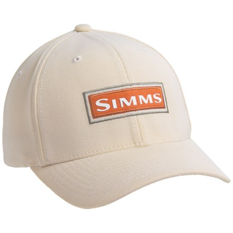 Simms fly fishing cool dry flexfit baseball cap hat for Simms fishing hat