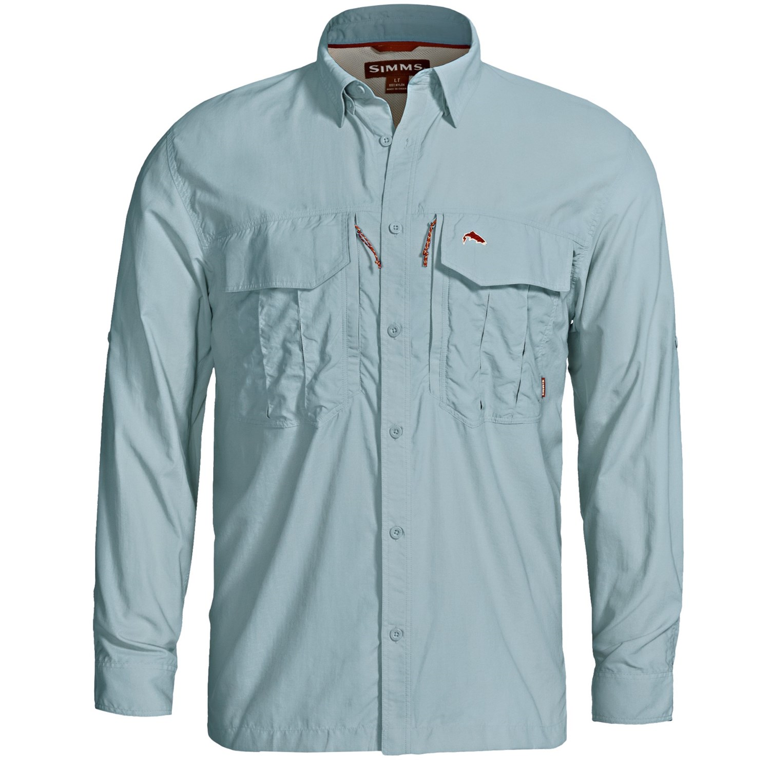simms cor3 guide fishing shirt upf 30 long sleeve for