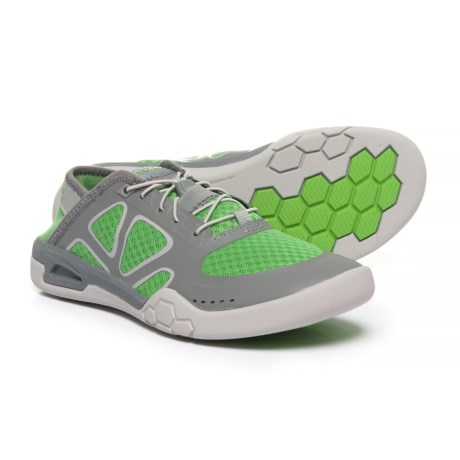 Simms Currents Shoes (For Women) in Spring Green