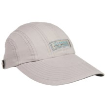 Simms Double Haul Baseball Cap - UPF 50+ in Grey - Closeouts