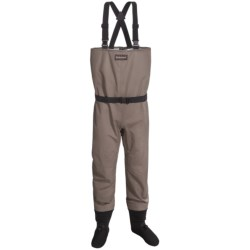Simms Drift Waders - Stockingfoot (For Men) in Light Brown