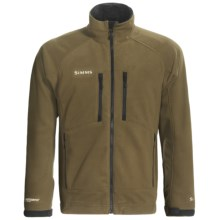 Simms Drift Windstopper® Fleece Jacket (For Men) in Beech - Closeouts