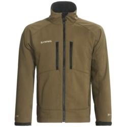 Simms Drift Windstopper® Soft Shell Jacket (For Men) in Beech
