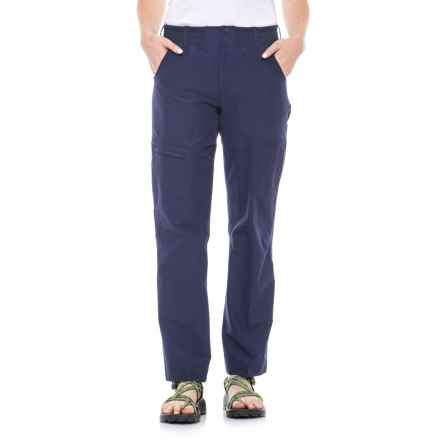 Simms Drifter Pants - UPF 30 (For Women) in Oxford Blue - Closeouts