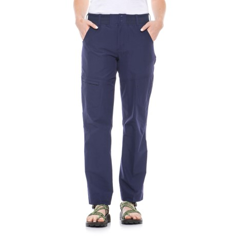 Simms Drifter Pants - UPF 30 (For Women) in Oxford Blue