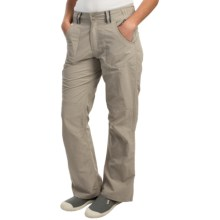Simms Drifter Pants - UPF 30 (For Women) in River Rock - Closeouts