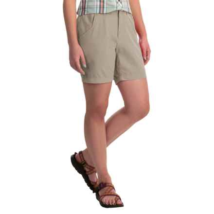 Simms Drifter Shorts - UPF 30+ (For Women) in Mineral - Closeouts
