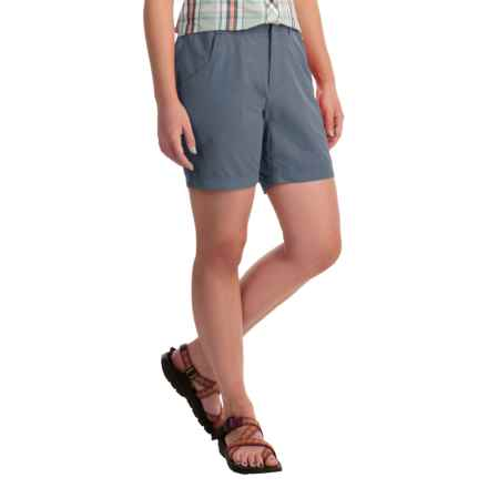 Simms Drifter Shorts - UPF 30+ (For Women) in Nightfall - Closeouts