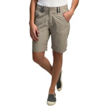 Simms Drifter Shorts - UPF 50+ (For Women) in River Rock - Closeouts