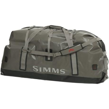 Simms Dry Creek® 164L Duffel Bag - XL in Greystone