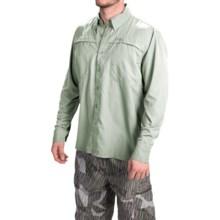 Simms Ebbtide Shirt - UPF 50+, Long Sleeve (For Men) in Silt - Closeouts