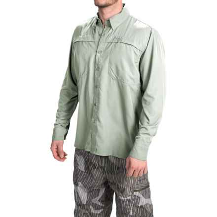 Simms Ebbtide Shirt - UPF 50+, Long Sleeve (For Men) in Silt - Closeouts