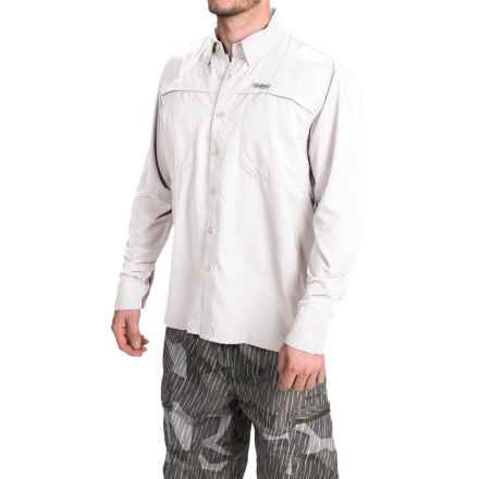 Simms Ebbtide Shirt - UPF 50+, Long Sleeve (For Men) in White - Closeouts