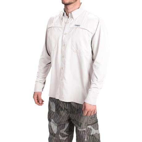 Simms Ebbtide Shirt UPF 50+, Long Sleeve (For Men)