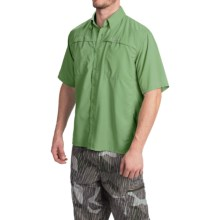 Simms Ebbtide Shirt - UPF 50+, Short Sleeve (For Men) in Mantis - Closeouts