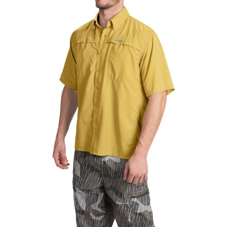 Simms Ebbtide Shirt - UPF 50+, Short Sleeve (For Men)