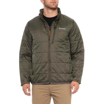 Simms Fall Run Jacket - Insulated (For Men) in Loden - Closeouts