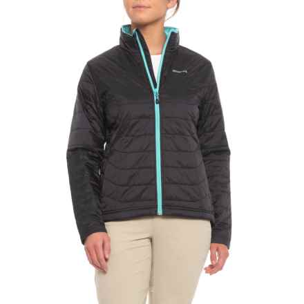 Simms Fall Run PrimaLoft® Jacket - Insulated (For Women) in Black - Closeouts