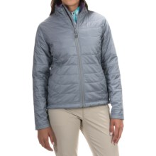 Simms Fall Run PrimaLoft® Jacket - Insulated (For Women) in Storm Cloud - Closeouts