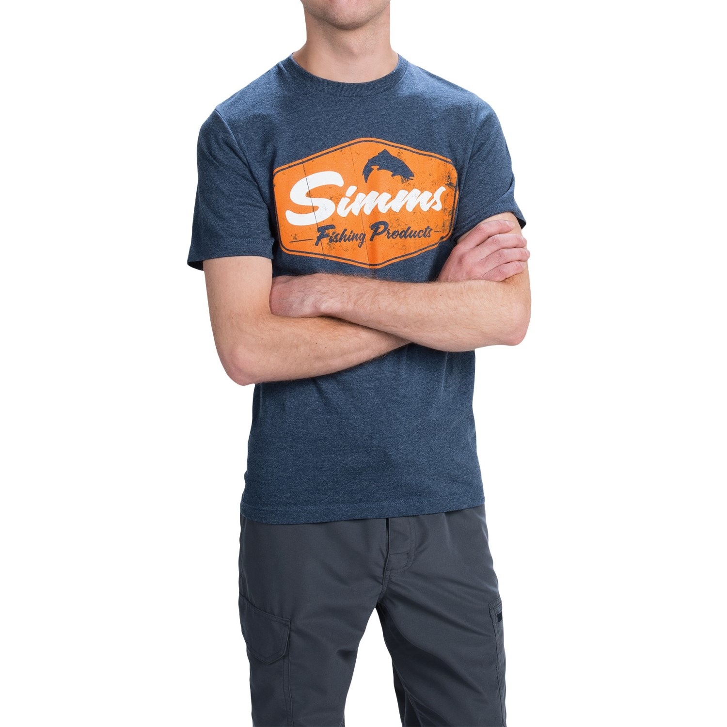 Simms fishing products graphic t shirt for men save 48 for Simms fishing products