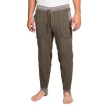 Simms Fjord Fleece Pants - UPF 50+ (For Men) in Dark Gunmetal - Closeouts