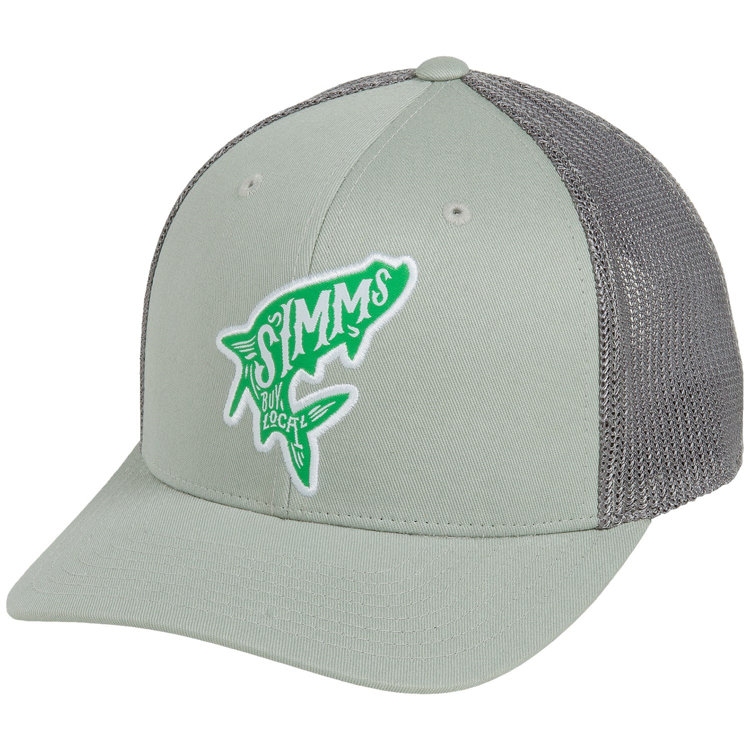 7e15646dea5c9 Simms Double Haul Baseball Cap Simms Tarpon Hat Sierra  Simms Flexfit®  Trucker Cap (For Men And Women)