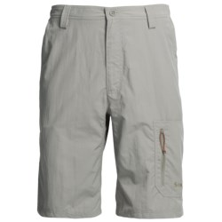 Simms Flyte Shorts - UPF 50+ (For Men) in Cement