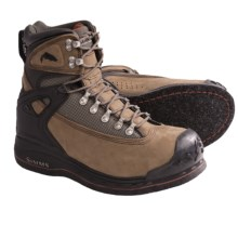 Simms Guide Boots - Felt Sole (For Men) in Brown - Closeouts