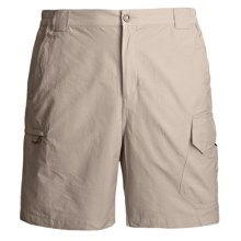 Simms Guide Shorts - UPF 30 (For Men) in Putty - Closeouts