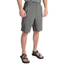 Simms Guide Shorts - UPF 50+ (For Men) in Gunmetal - Closeouts