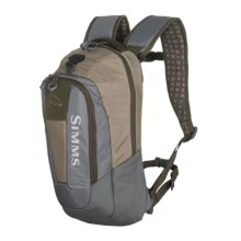 Simms Headwaters 1/2 Day Hydration Backpack in Lead - Closeouts
