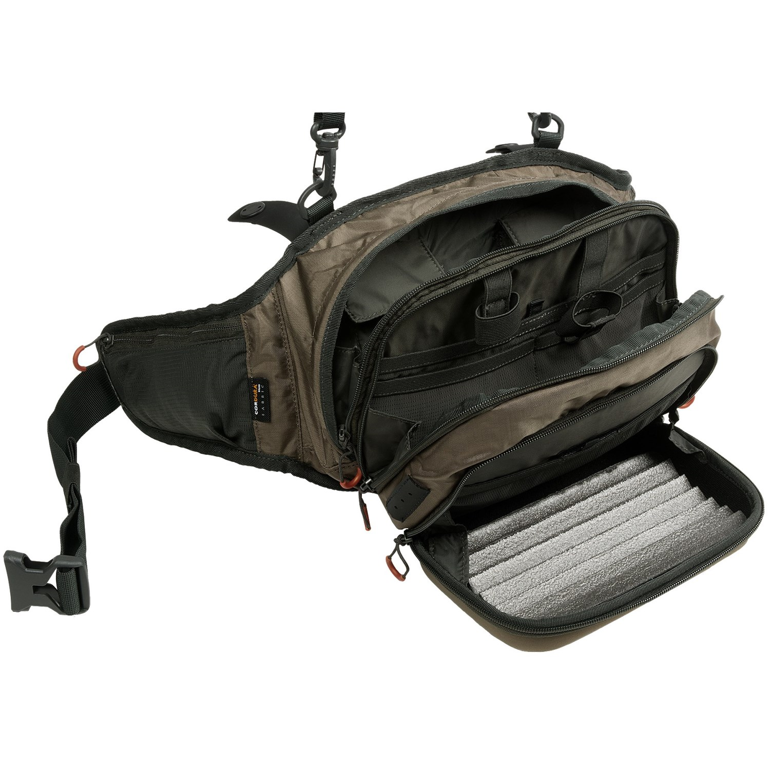 simms headwaters fishing chest hip pack 6410x save 27