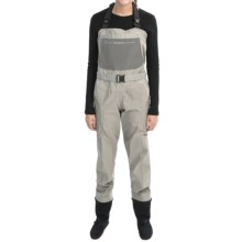 Simms Headwaters Gore-Tex® Waders - Stockingfoot (For Women) in Sage - Closeouts