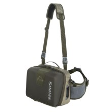 Simms Headwaters Guide Hip Pack in Lead - Closeouts