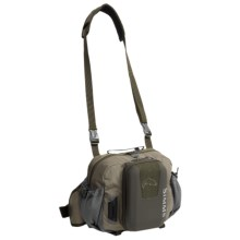 Simms Headwaters Hip Pack in Lead - Closeouts