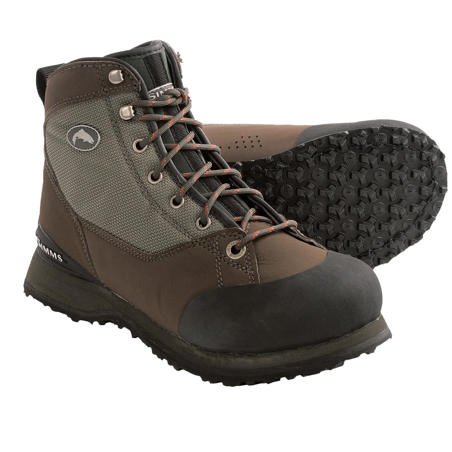 Simms headwaters wading boots for women in light brown for Womens fishing boots