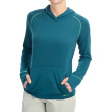 Simms Horizon Hoodie - UPF 50+ (For Women) in Ink - Closeouts