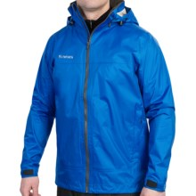 Simms Hyalite Rain Jacket (For Men) in Ocean Blue - Closeouts