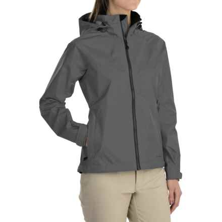 Simms Hyalite Rain Jacket - Waterproof (For Women) in Iron - Closeouts