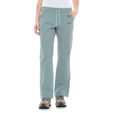 Simms Isle Pants - UPF 50+ (For Women) in Heron