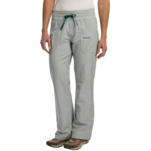 Simms Isle Pants - UPF 50+ (For Women) in Moonstone - Closeouts