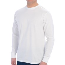 Simms Kype Jaw T-Shirt - Long Sleeve (For Men) in White - Closeouts