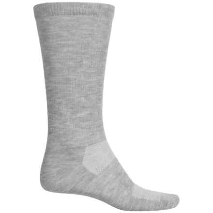 Simms Liner Socks - Crew (For Men) in Ash Grey - Closeouts