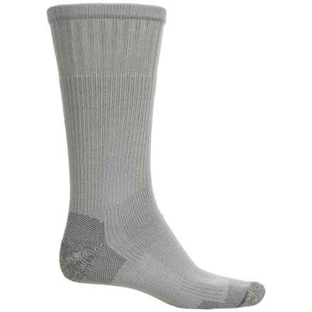 Simms Midweight Wet Wading Socks - Crew (For Men) in Ash Grey - Closeouts