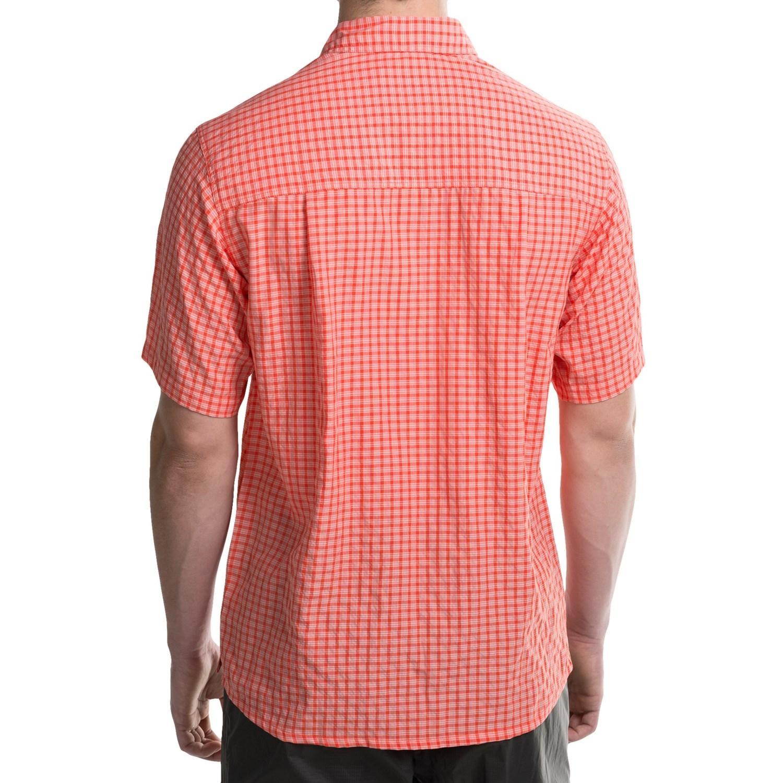 Simms morada shirt for men save 49 for Button down shirts for short men