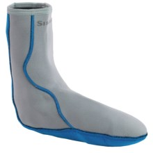Simms Neoprene Wading Socks (For Men) in Electric Blue - Closeouts